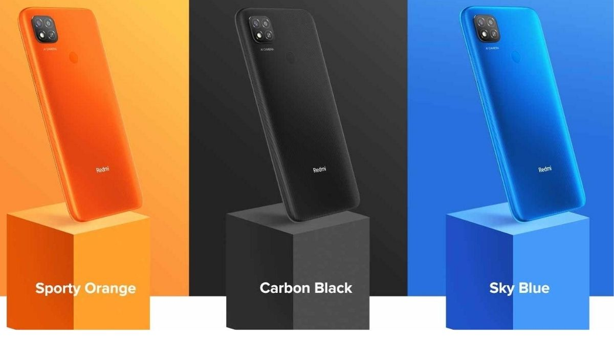 Redmi 9 revealed with Helio G35 and 5000mAh battery