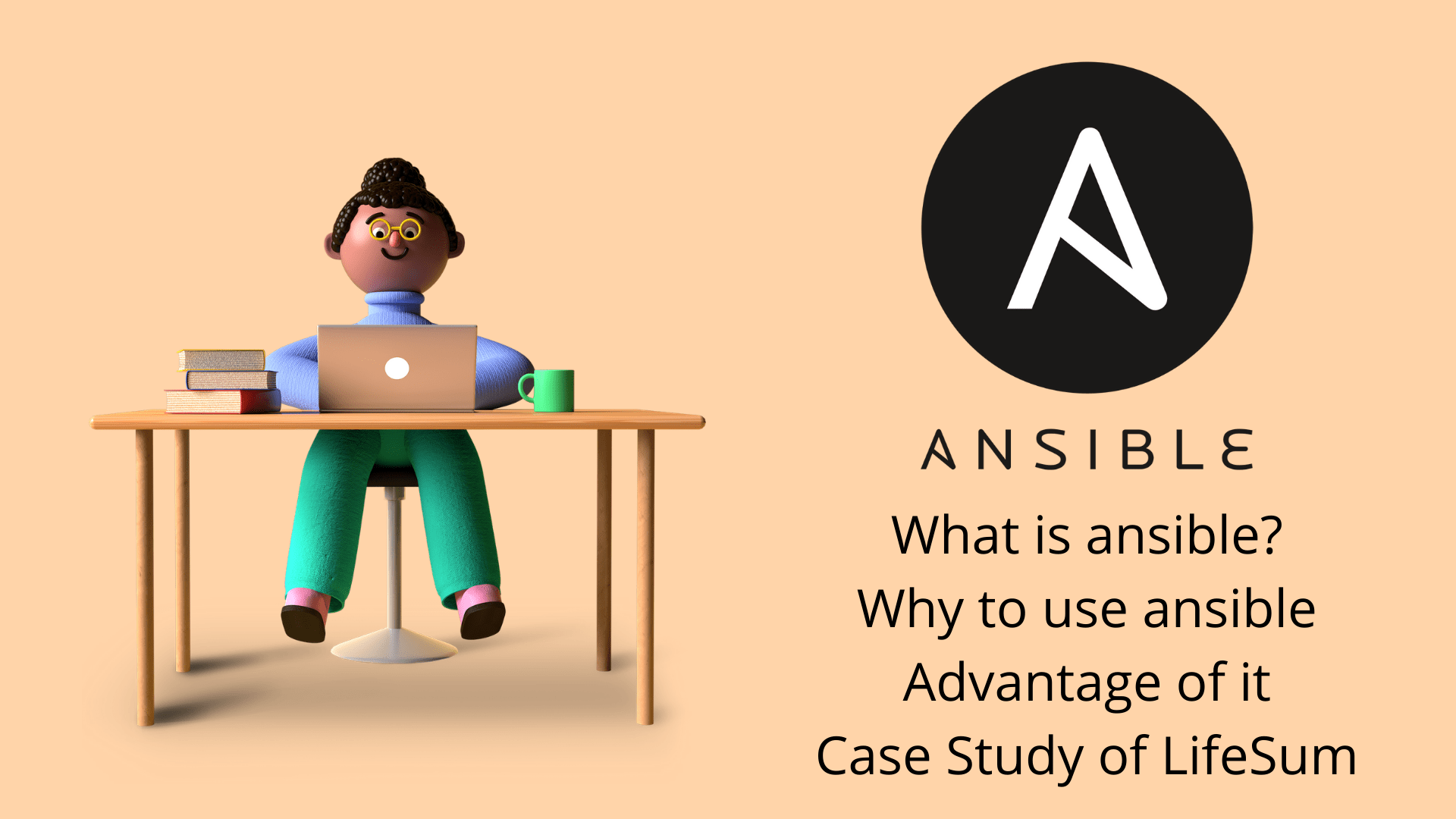 What is Ansible And Its Real Use in Lifesum Company