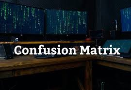 confusion matrix with cyber security